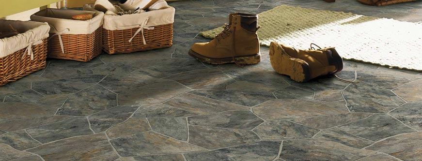 Stone Look Vinyl Flooring