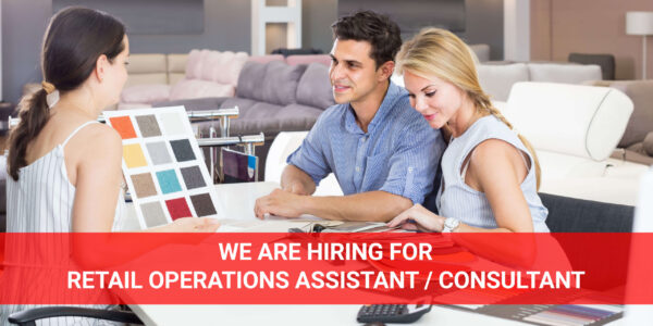 Retail Operations Assistant - consultant job
