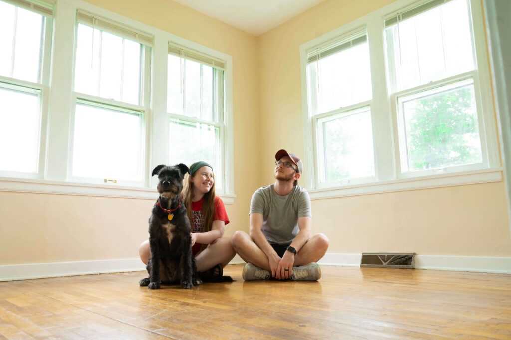 Flooring For Home with pet