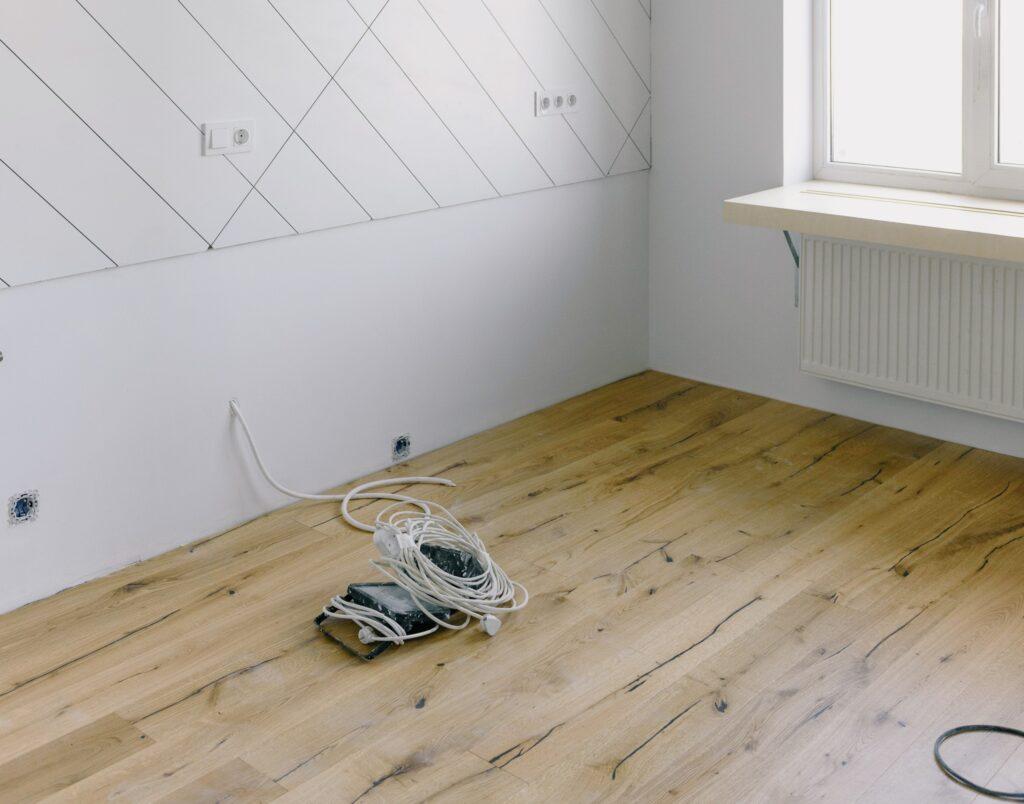 Flooring Solution for Home Renovation