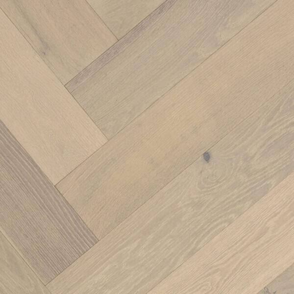 WildOak Herringbone Dove Grey