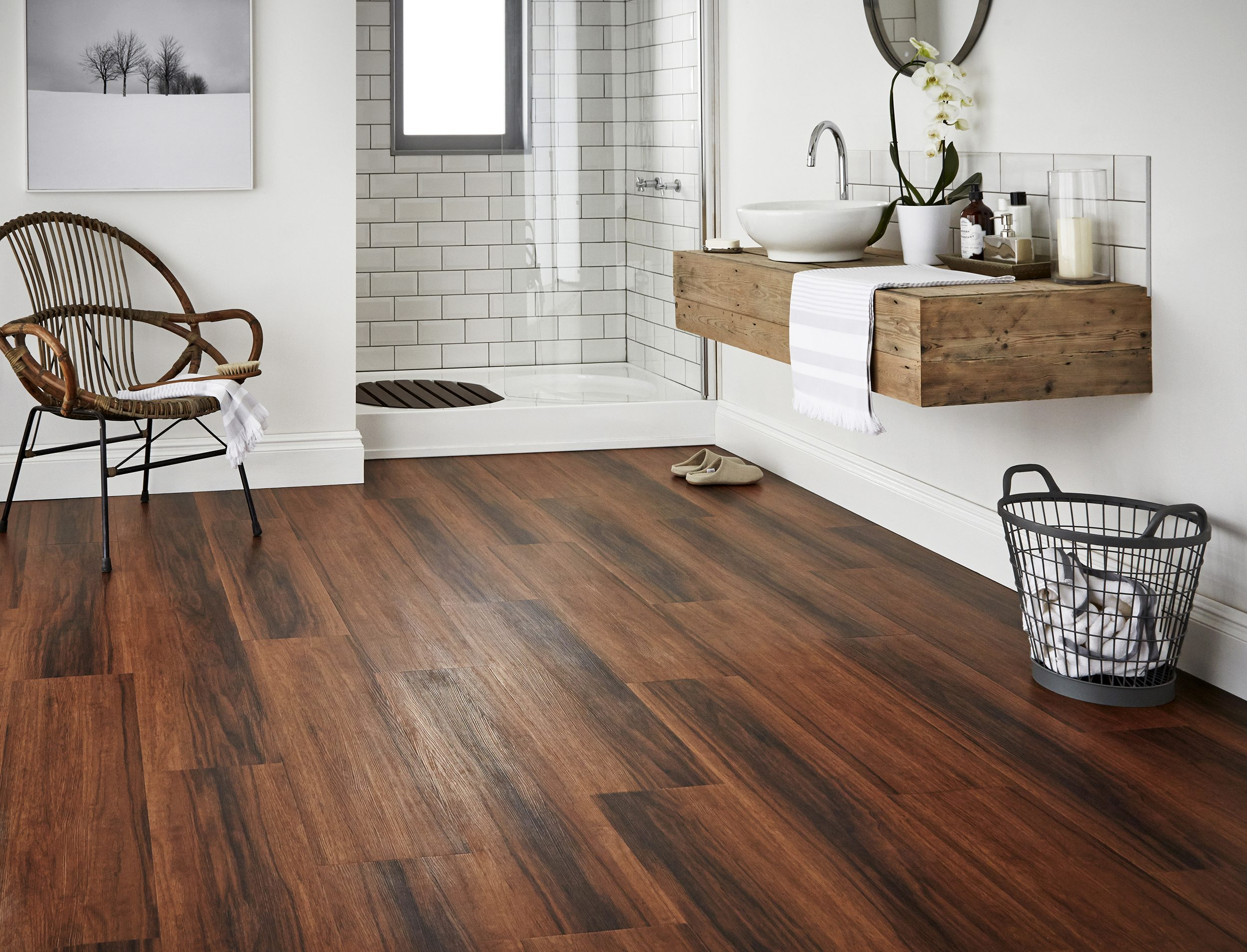 How to Choose the Best Quality Loose Lay Vinyl Planks?